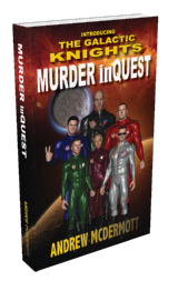 Murder inQuest by Andrew McDermott