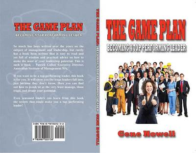 The game Plan by Gene Howell