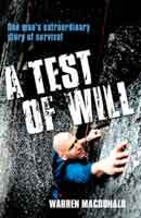 A Test Of Will by Warren Macdonald
