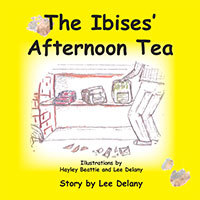 The Ibises' Afternoon Tea by Lee Delany