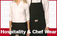 Hospitality & Chef Wear