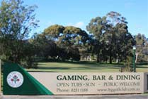 Tea Tree Golf Club