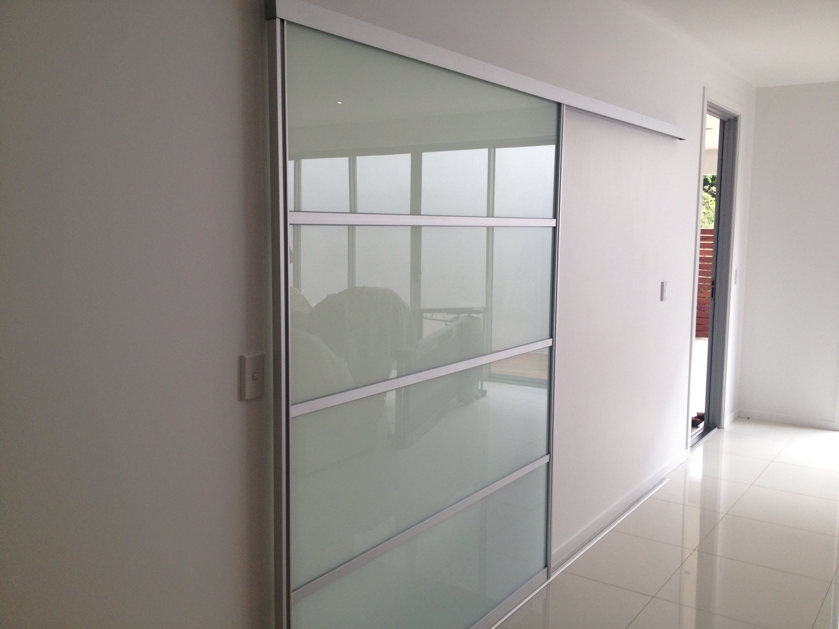 Interior sliding glass doors for Sliding entry doors