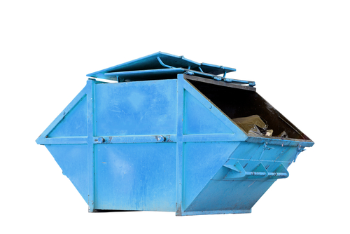 Image of a Blue  Skip Bins in Sellicks Beach available for rent