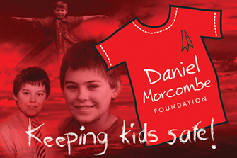 Daniel Morcombe Foundation Visit