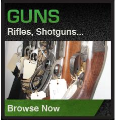 Rifles from G.I. Joe's Guns & Ammo