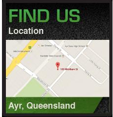 Location of GI Joes Guns and Ammo
