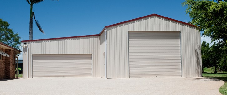 Garage World Townsville Sheds amp Garages