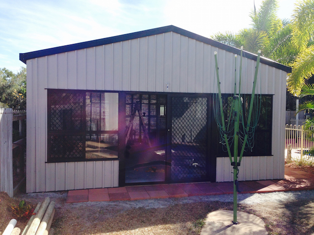 Latest updates shed charter garage world townsville for Livable garages