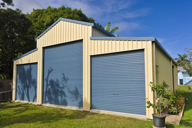 Latest updates shed charter garage world townsville for How much to build a shed house