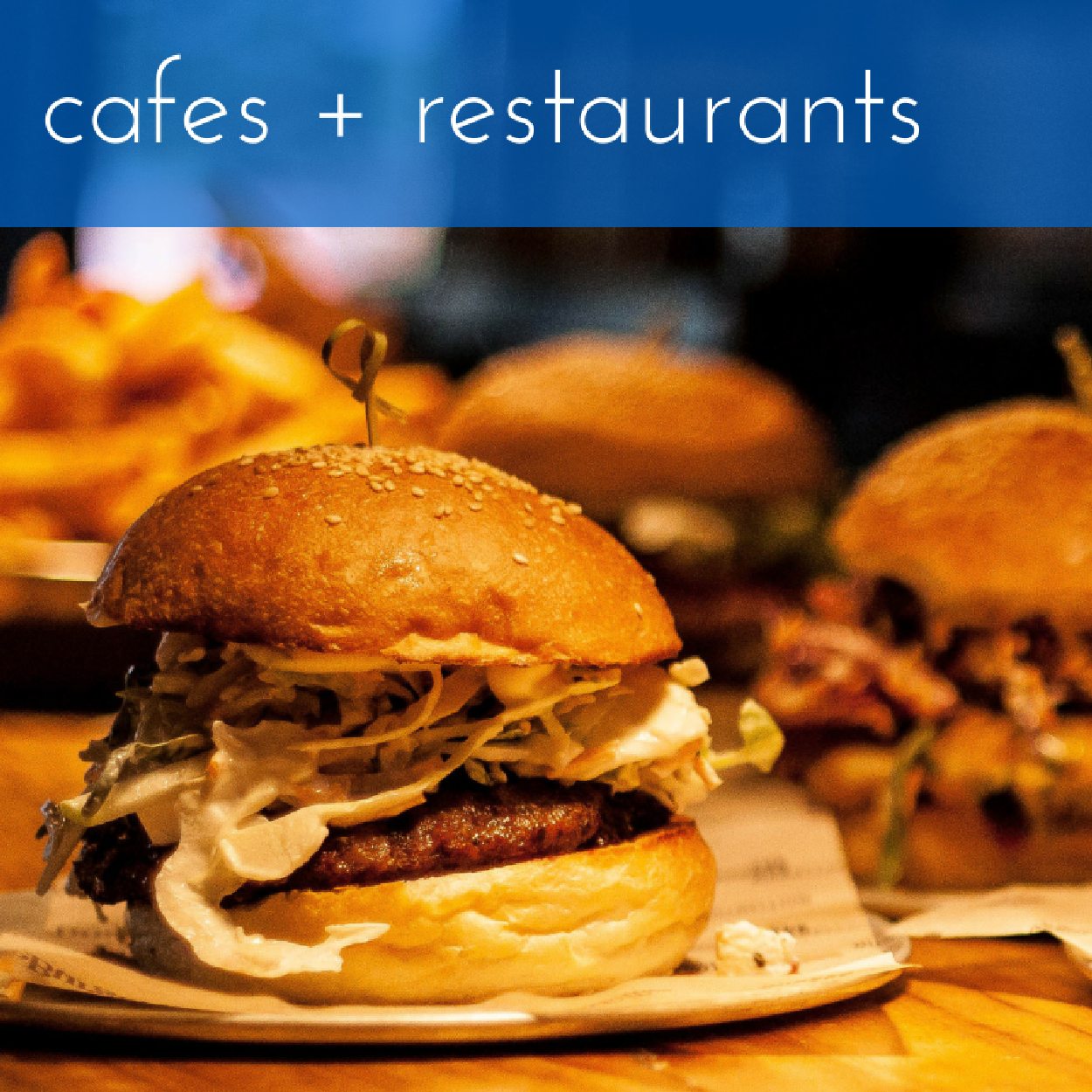 Cafes and restaurants in Port Macquarie