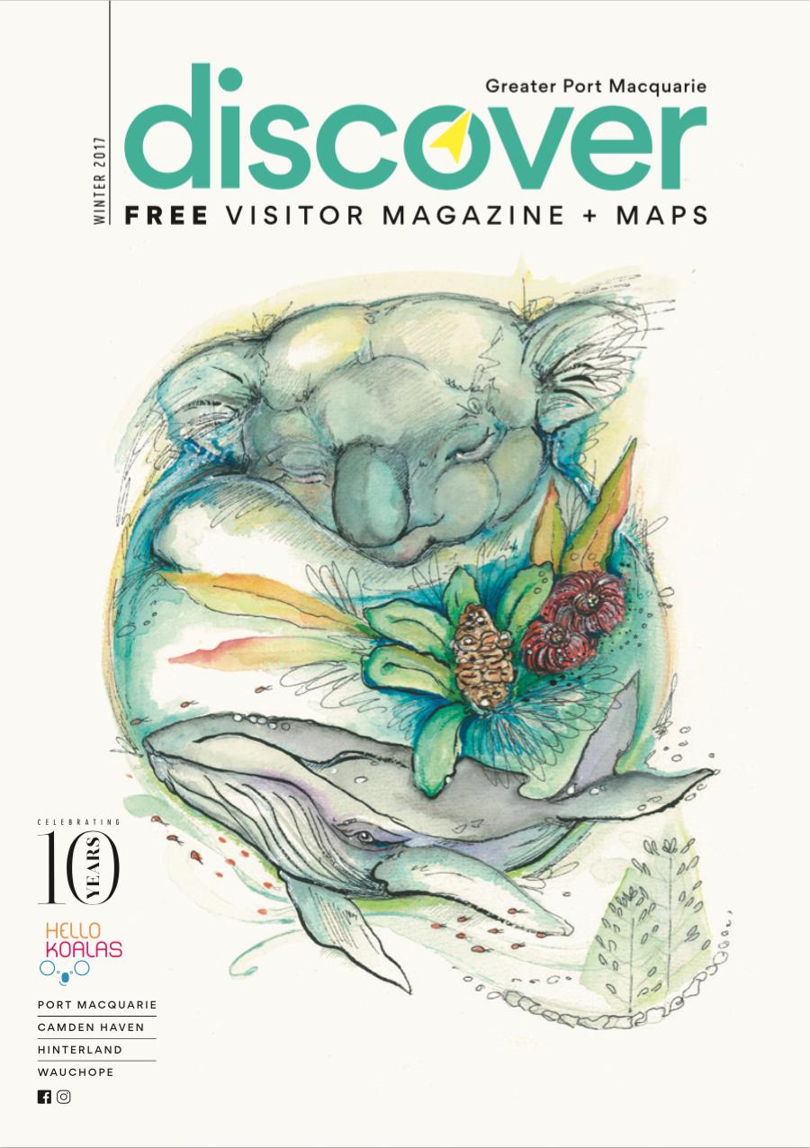 Discover Magazine Winter 2017