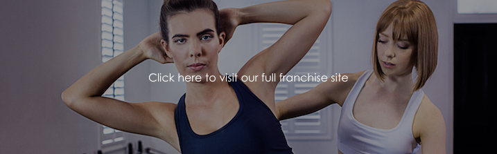 Pilates Franchise Website