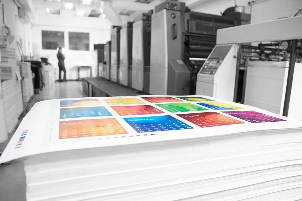 Offset Commercial Printer Central Coast Gosford Printing