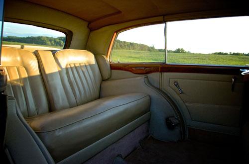 1949 rolls royce silver wraith, A Rolls Choice Livery