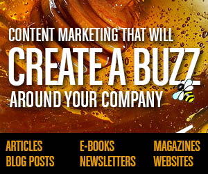 Content marketing a highly effective way to create a buzz around your company