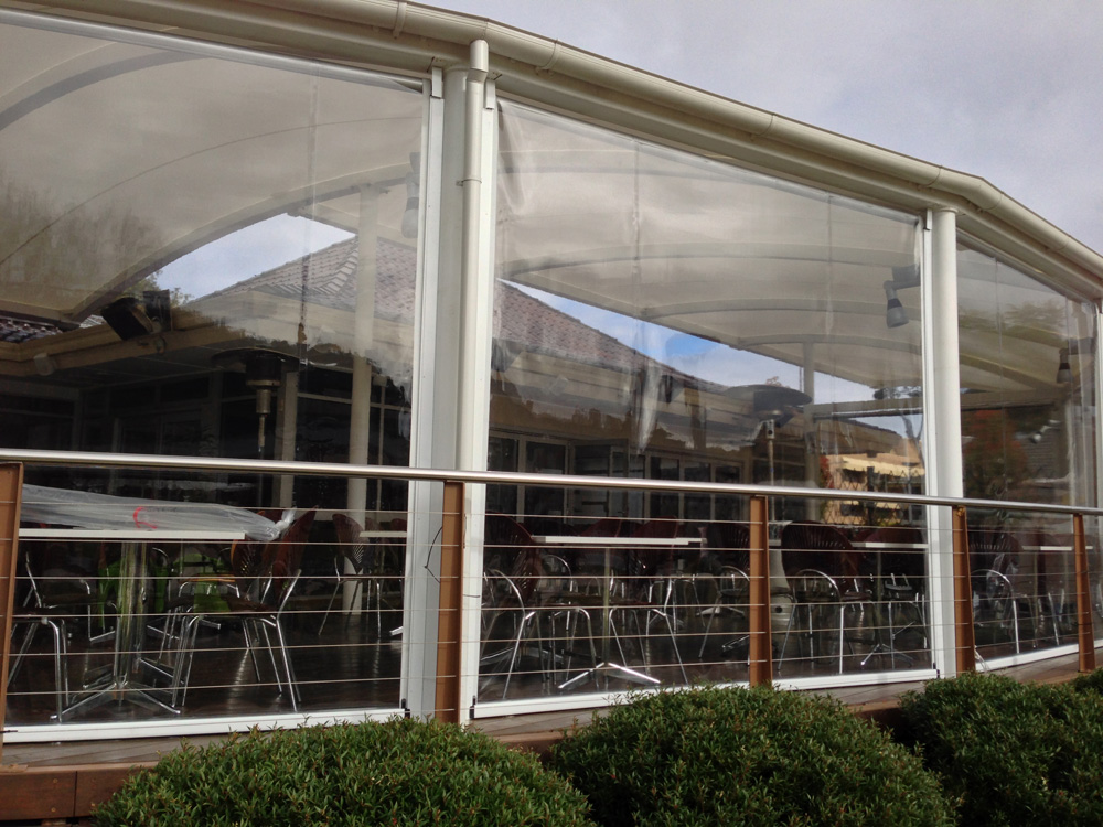 Cafe Blinds Outdoor Blinds Central Coast