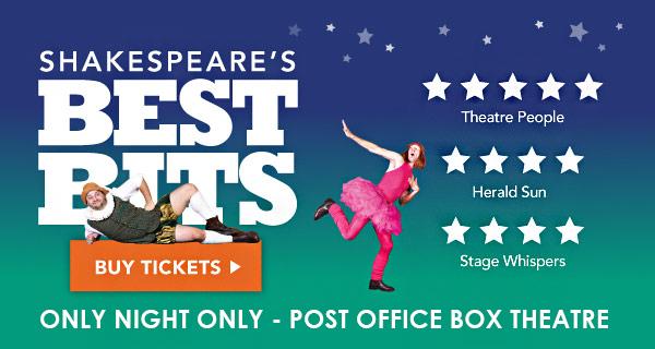 Shakespeare's Best Bits Shakespeare Under the Stars Shakespeare in the Gardens