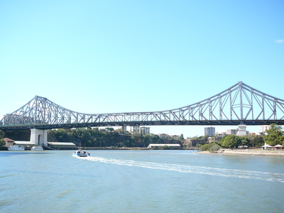 Story Bridge, Brisbane River, Lady Brisbane
