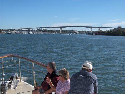 Gateway Bridge, Brisbane River, Brisbane