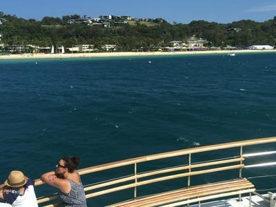 Tangalooma,Tangalooma Wrecks,Lady Brisbane,Brisbane Cruises