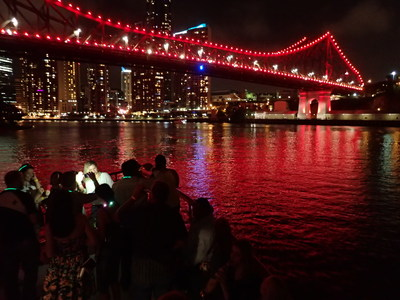 Lady Brisbane party boat