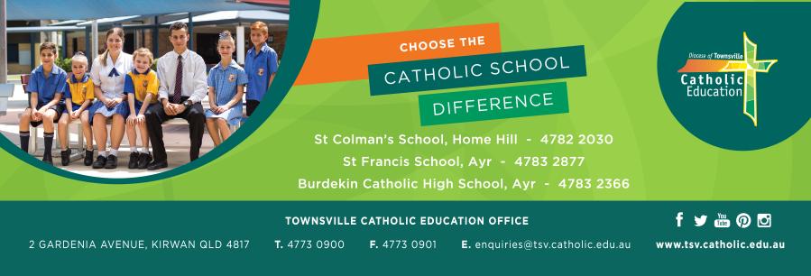 Catholic Education Office, Burdekin Catholic Schools