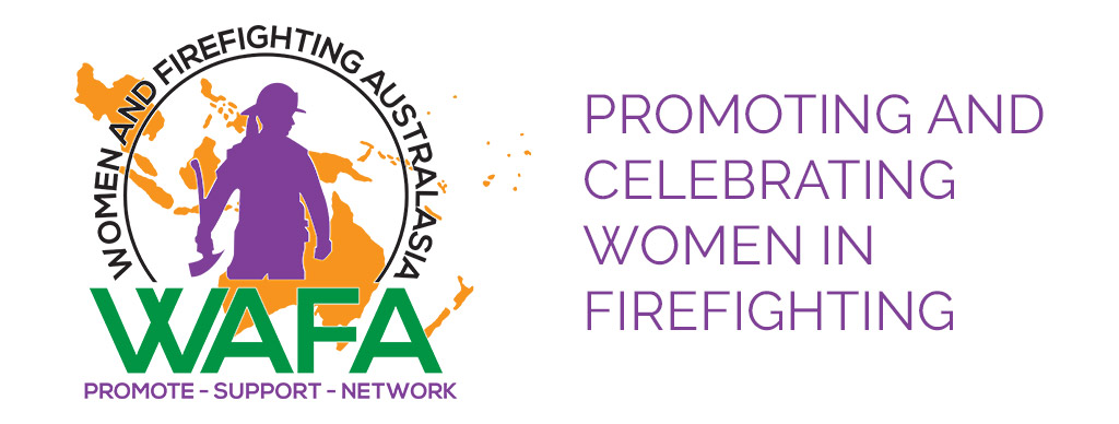 Womens Firefighting Autralasia