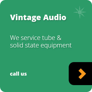 Electronics Repair Mississauga | Vintage Audio | Micron Electronics Inc.