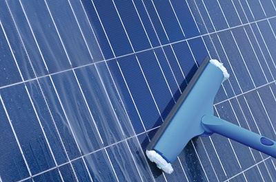 Aussie Palm Clean Mackay solar panel cleaning