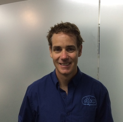 male Albany Creek Physiotherapy staff