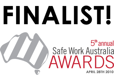 Rotatruck Self Supporting Hand Truck - Finalist NSWA