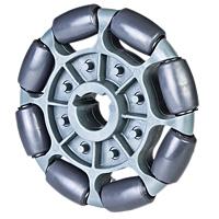 Rotacaster 125mm single omni-wheel