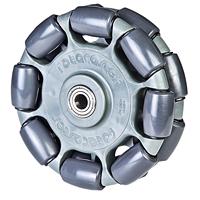 Rotacaster 125mm double omni-directional wheels