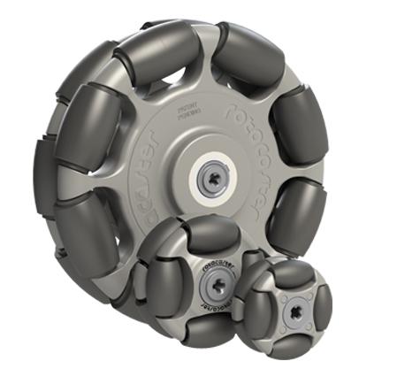 Rotacaster omniwheels