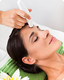Microdermabrasion / microcurrent