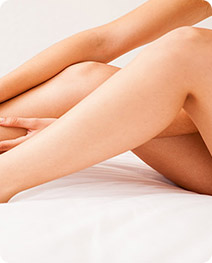 Smooth legs, Waxing