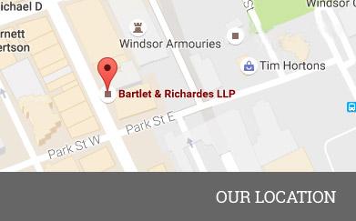 Bartlet & Richards Law Firm, Windsor