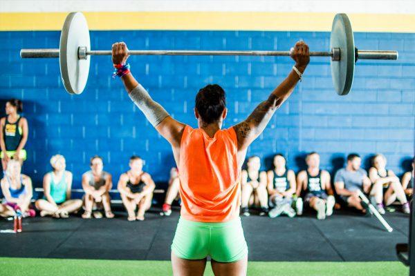 WOD Crossfit Gym