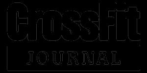 CrossFit image-Journal-Black