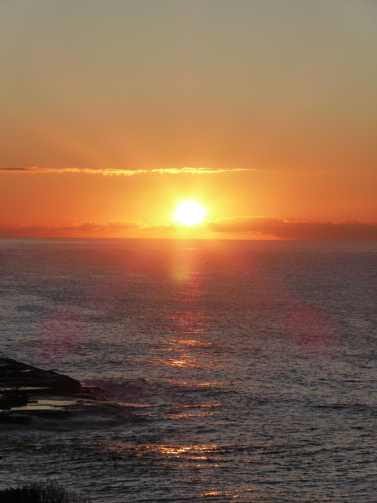sunrise headland 2