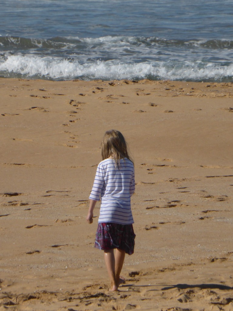 Immy beach