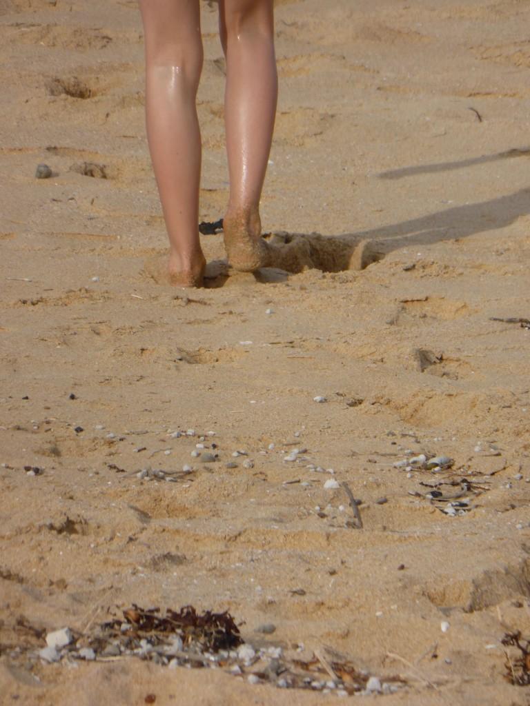 sand feet 1