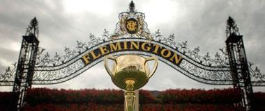 2010 Melbourne Cup Trophy at Flemington