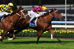 Norman Carlyon Premium Handicap won by Apennine