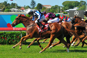 Fifteen Carat is tipped to return to form with a drop back in class in Race 7 at Doomben