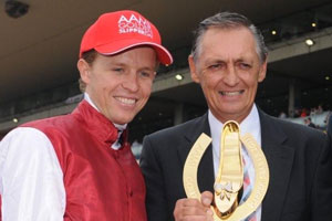 Kerrin McEvoy and Peter Snowden