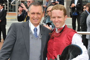 Peter Snowden and Kerrin McEvoy