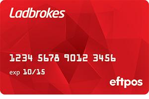 Ladbrokes Card