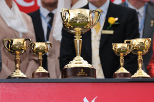 Melbourne Cup Trophies